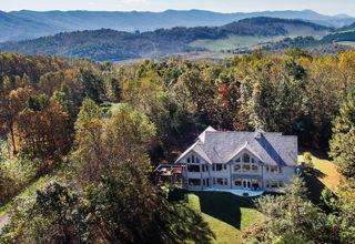 Custom Mountain Home